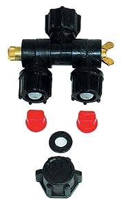 Solo 4900477 Sprayer Double Spray Nozzle
