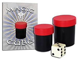 Magic Makers Magic Cube - Easy Mind Reading Trick