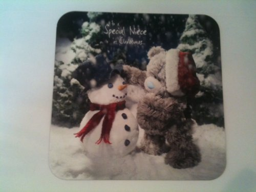 Me To You - Special Niece Christmas Card - Photo