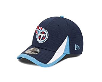 NFL Tennessee Titans Team Color Training 39THIRTY Cap, Large X-Large by New Era