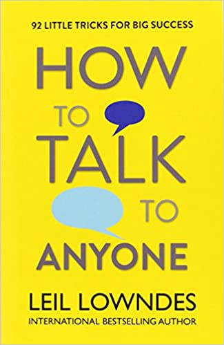 leil lowndes how to talk to anyone epub books