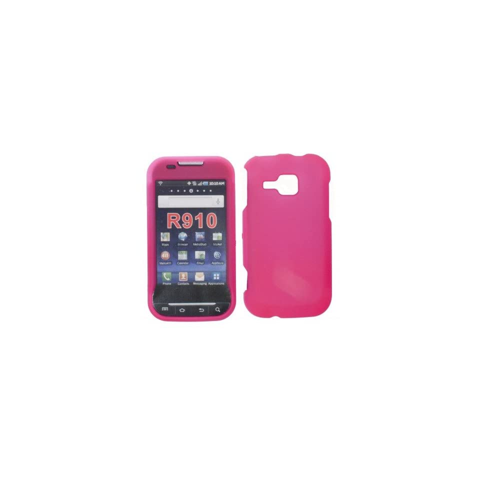 SNAPON SOLID HOT PINK CASE FOR INDULGE R910