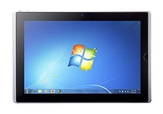 ASUS EeePad Eee Slate EP121 12.1型ワイドTFT液晶 タブレットPC intel dual-core i5 470um Windows 7 Home Premium 64ビット メモリ4GB SSD64GB ホワイト EP121-1A010M
