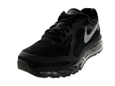 Nike Men's Air Max 2014 Shoes, Gym RedSilver, 8.5