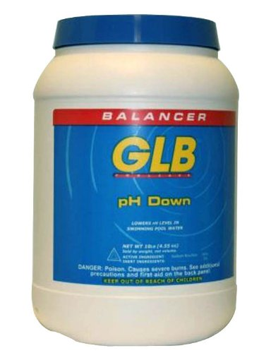 Glb 71242A Ph Down Sanitizer, 10-Pound