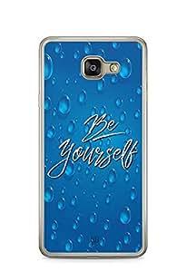 YuBingo Be Yourself Designer Mobile Case Back Cover for Samsung Galaxy A7 2016