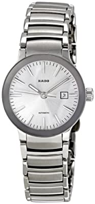 Rado Women's R30940103 Centrix Stainless Steel Bracelet Watch