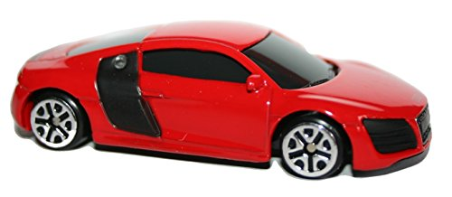 audi-r8-v10-red-rmz-city-3996-164-scale-model-car-diecast-metal-junior-collection