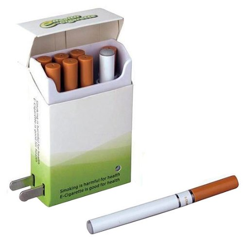 Health e=cigarette 煙のでる電子タバコ(たばこ味) 22483 (本体+カートリッジ保証書付)