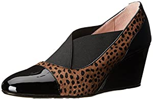 Taryn Rose Women's Kenn Brown/Black  10.5 M