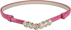 SRI Women's Belt (Pink )