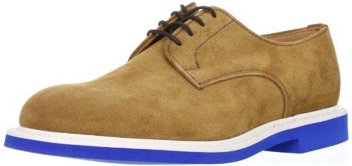 [マークマクナイリー] Mark McNairy Plain Derby Shoe 8538CSXI Suede Camel(スエードキャメル/US 9)