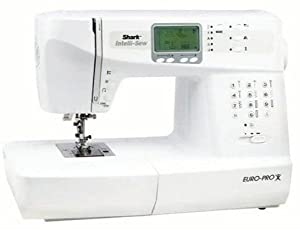 Shark Euro-Pro X Intelli-Sew Computerized Sewing Machine
