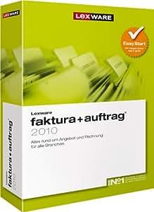 lexware faktura auftrag 2009 version 13 0 software. Black Bedroom Furniture Sets. Home Design Ideas