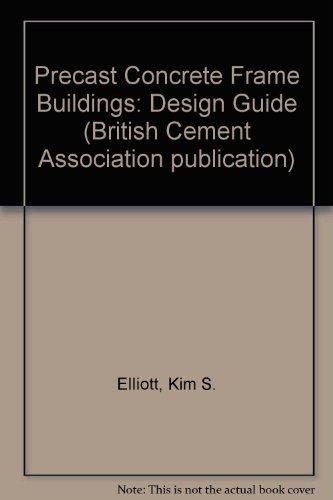 precast-concrete-frame-buildings-design-guide-british-cement-association-publication