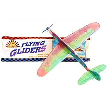 Gliders, pack of 6 by Party Bags 2 Go (English Manual)