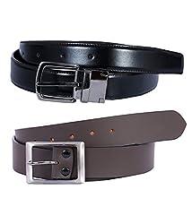 Hardy's Collection Men's Belt (Hardy-665_Black_42)