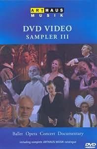 Arthaus Musik DVD-Video Sampler III (NTSC)