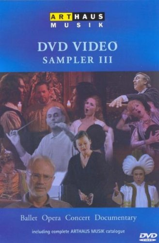 Arthaus Sampler Iii [DVD]
