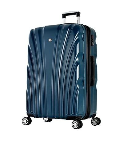 Olympia Vortex 24 Mid-Size Hardcase Spinner Bag, Dark Green