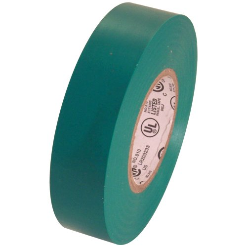 "Electrical Tape 3/4"" X 66' Ul/Csa Several Colors., Green"
