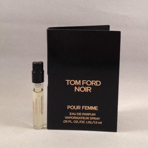 Tom Ford Noir Pour Femme EDP 1.5 Ml/0.05 Oz Spray Sample