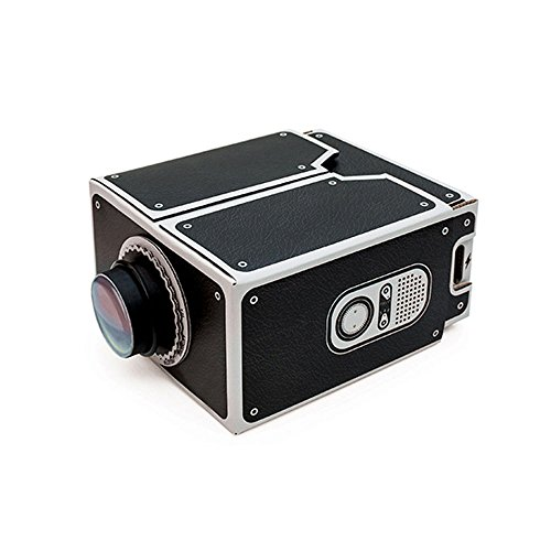 Glantop mini diy portable smartphone projector sporting for Mini outdoor projector