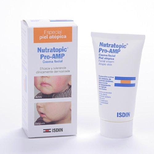 Isdin Nutratopic Pro-Amp Facial Cream Atopic Skin 50 Ml. by Isdin