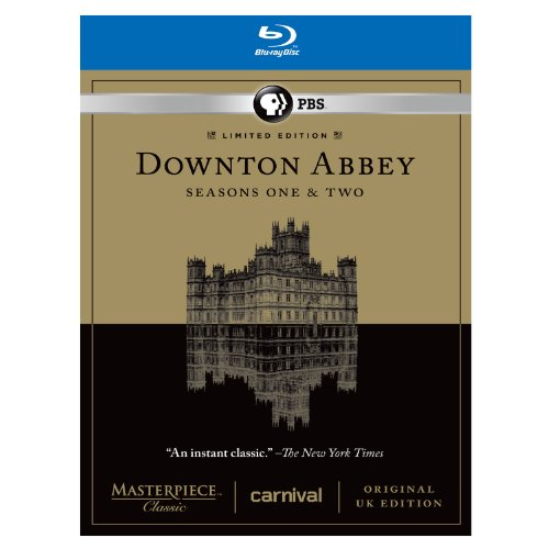 Downton Abbey Seasons 1 & 2 Limited Edition Set - Original UK Version Set [Blu-ray] (Parks And Rec Season 5 compare prices)