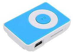 Kriva Enterprise Mini Mp3 Player (Blue)