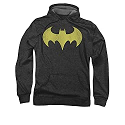 Batgirl Logo Distressed T-Shirt