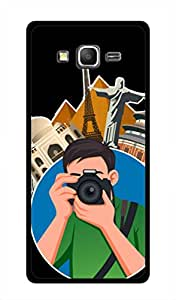 Samsung Galaxy Grand prime Printed Back Cover