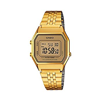 Casio Classic LA680WGA-9VT watch