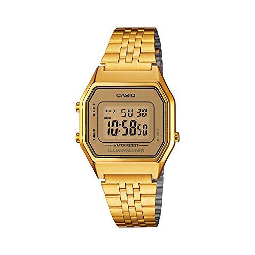 Casio Classic LA680WGA-9VT watch 0