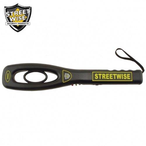 Streetwise Metal Detector Wand Type