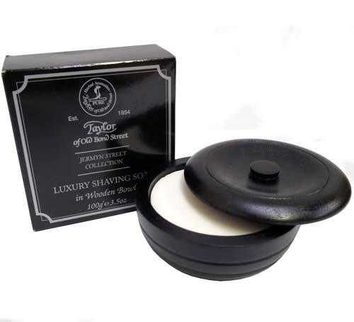 Taylor of Old Bond Street Jermyn Street Shaving Soap Bowl (100 g)