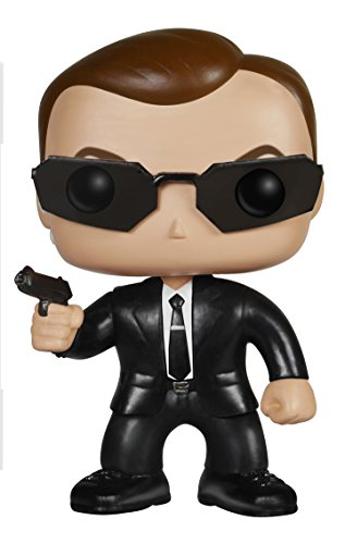 Funko POP Movies: The Matrix - Agent Smith Action Figure - 1