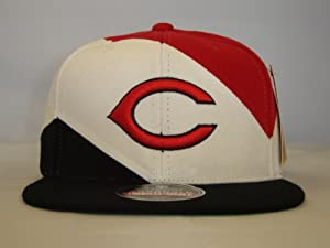 MLB Cincinnati Reds Trio Custom Retro Snapback Cap by American Needle