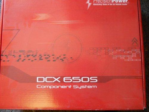 "Precision Power Ppi Dcx 6505; 6 1/2"" Component Speaker Set"