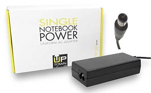 Alimentatore notebook dedicato 90W AC Adapter Comp COMPAQ HP 19V 4,74A potenza reale. Compatibile con 2510p Notebook PC 2710p 6510b 6530b 6710b - originale UPTOWN, leader italiano dei ricambi notebook.