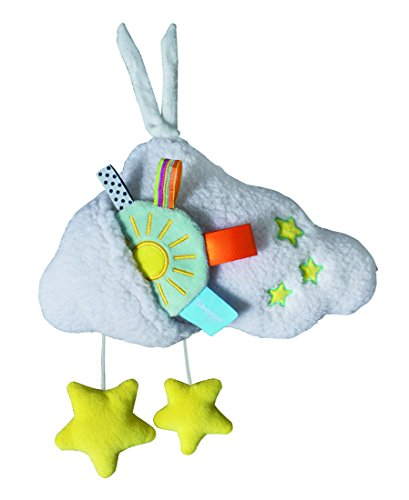 Snoozebaby Stroller Toy, Cloud