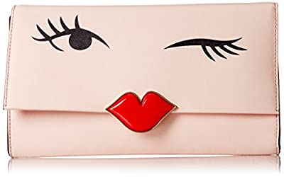 kate spade new york Love Birds Wink Clutch