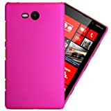 IGloo Hard Armour Back Cover Clip Case for the Nokia Lumia 820 Mobile Phone - Pink