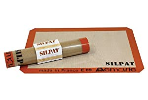 Silpat Non-Stick Silicone Jelly Roll Pan Baking Mat