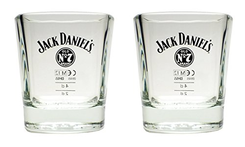 2-stuck-jack-daniels-whisky-tumbler-original-glaser-2cl-4cl-geeicht-set
