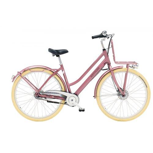 Kettler Berlin Cargo Ladies Wave pink (2013) (Frame size: 56 cm) City bike womens 7 Speed