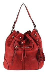 Scarleton Large Drawstring Handbag H1…