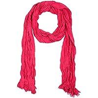 Raa Colours Women's Cotton Dupatta (Pink)