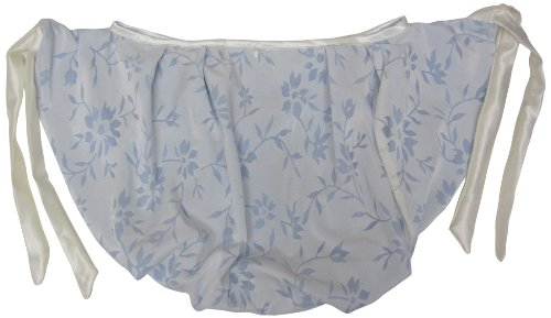 Baby Doll Bedding Ruth Toy Bag, Blue