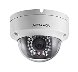 Hikvision 1.3MP Network IR Dome Camera (4MM lens)
